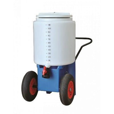 Milk mixer mobile